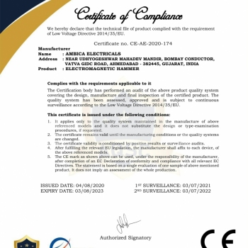 CE-AMBICA-ELECTRICALS